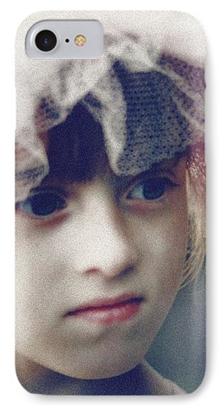 Dreams In Tulle 2 IPhone Case by Marna Edwards Flavell