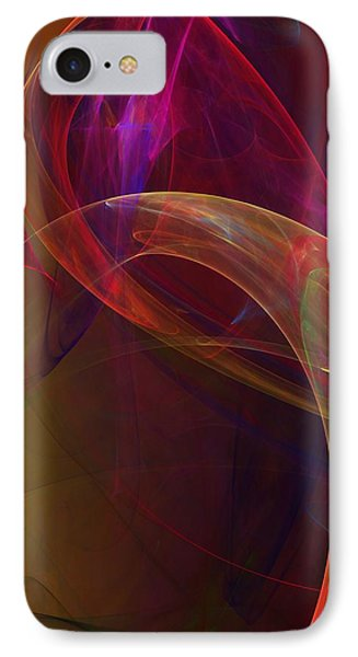 Dreams Of Fish And Other Things IPhone Case by David Lane