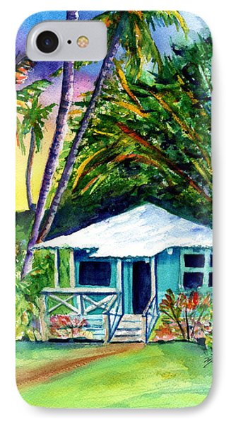 Dreams Of Kauai 2 IPhone Case by Marionette Taboniar