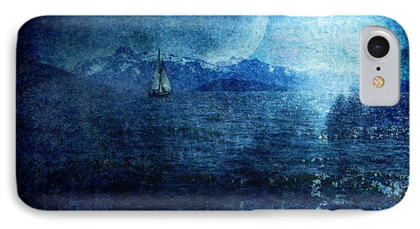 Dreams Of Sailing IPhone Case by Michele Cornelius
