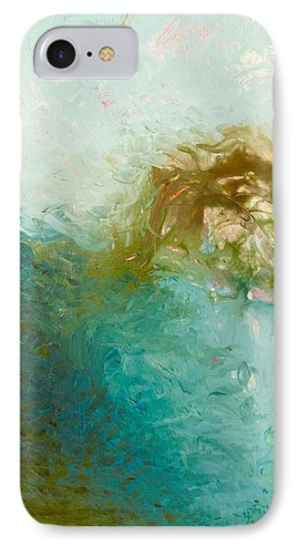 IPhone Case featuring the painting Dreamstime 3 by Irene Hurdle