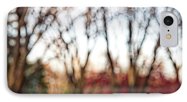 IPhone Case featuring the photograph Dreamy Fall Colors by Susan Stone