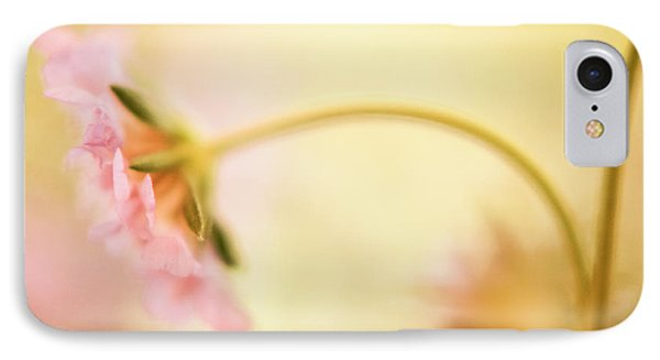 IPhone Case featuring the photograph Dreamy Pink Flower by Bonnie Bruno