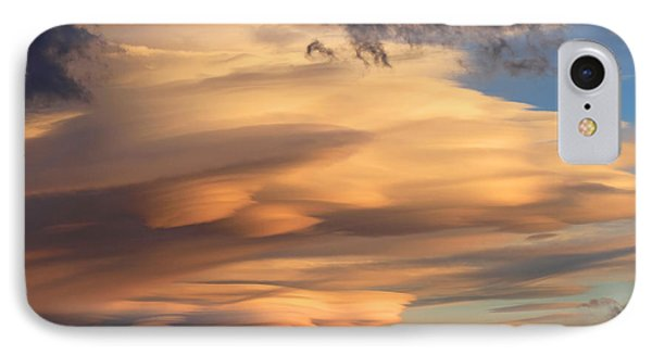 Dreamy Sunset IPhone Case by Donna Kennedy