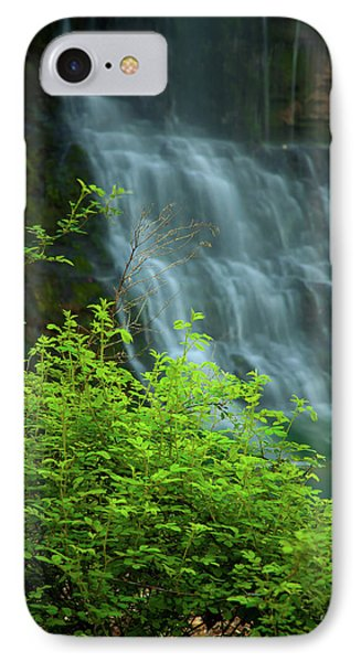 Dreamy Waterfalls Phone Case by Iris Greenwell