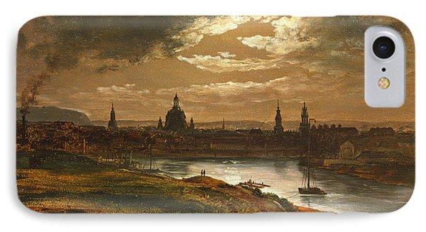 Dresden By Moonlight IPhone Case