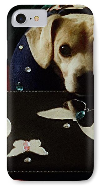Dress Up IPhone Case