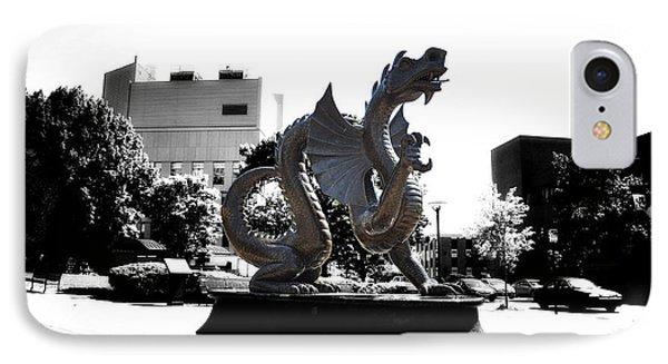 Drexel Dragon Phone Case by Bill Cannon