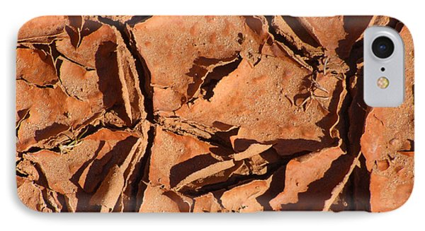 Dried Mud C IPhone Case