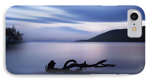 IPhone Case featuring the photograph Driftwood by Jim  Hatch