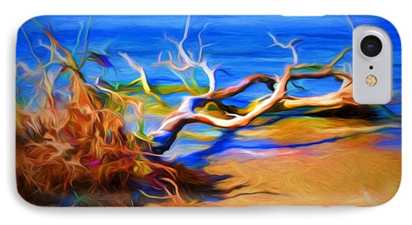 Driftwood IPhone Case by Ludwig Keck