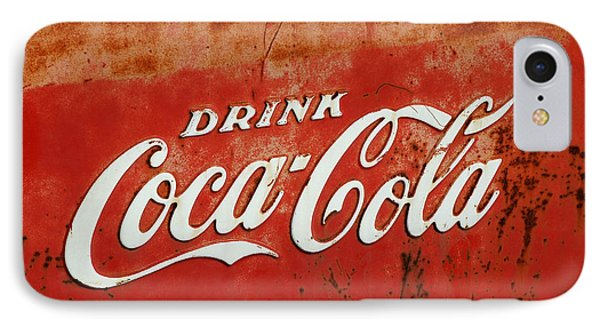 Drink Coca Cola  IPhone Case