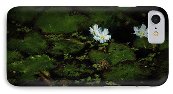 IPhone Case featuring the photograph Drinking Bee 2 by Travis Burgess