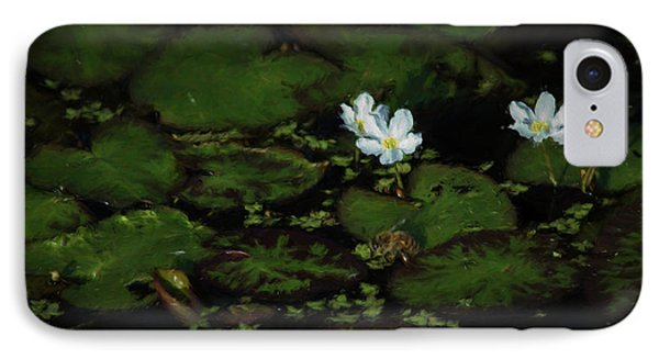 IPhone Case featuring the photograph Drinking Bee 3 by Travis Burgess