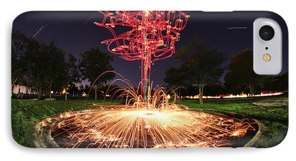 Drone Tree 1 IPhone Case by Andrew Nourse