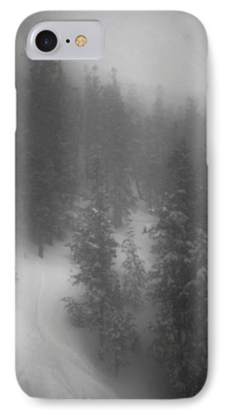 IPhone Case featuring the photograph Drop In by Mark Ross