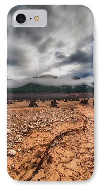 IPhone Case featuring the photograph Drought by Ryan Manuel