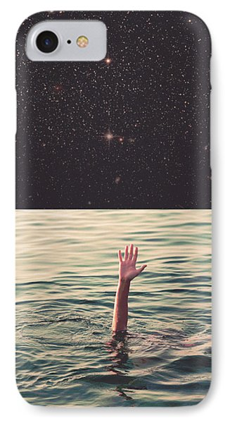 Drowned In Space IPhone 7 Case by Fran Rodriguez