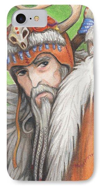 Druid Priest IPhone Case