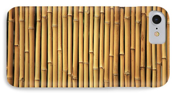 Dry Bamboo Rows Phone Case by Brandon Tabiolo - Printscapes