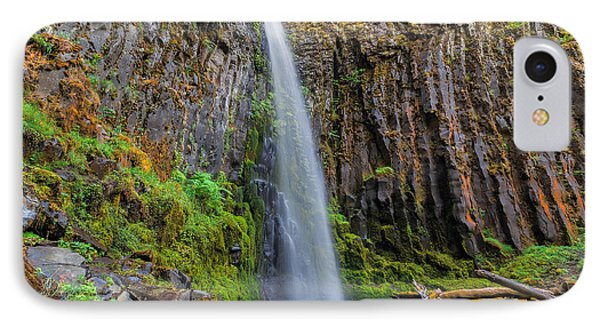 Dry Creek Falls Phone Case by David Gn