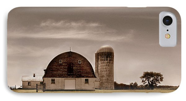 Dry Earth Crumbles Between My Fingers And I Look To The Sky For Rain IPhone Case