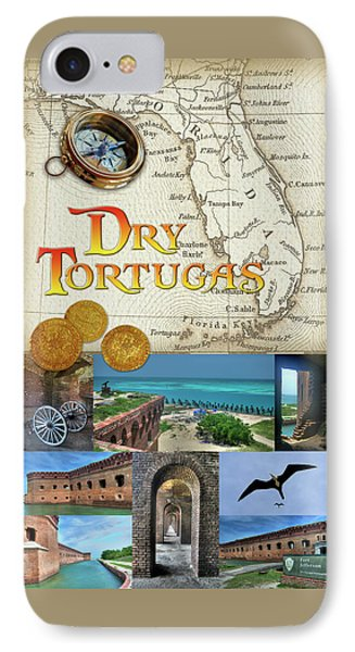 Dry Tortugas IPhone Case