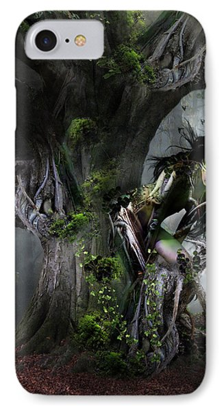 Dryad's Dance Phone Case by Mary Hood