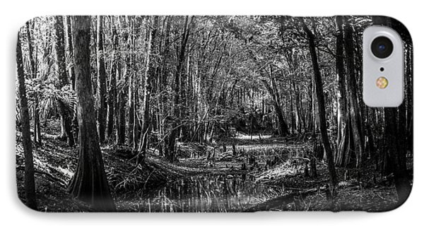 Drying Creek Bed IPhone Case by Marvin Spates