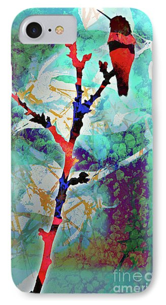Dual Roses Phone Case by Robert Ball