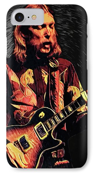 Duane Allman IPhone Case