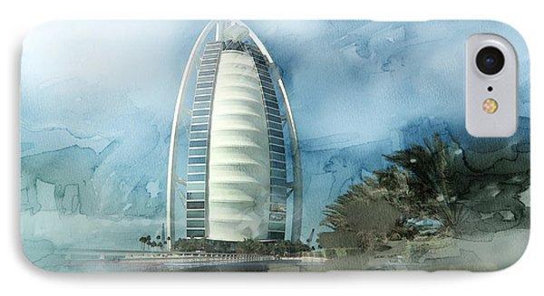 Dubai 547 IPhone Case