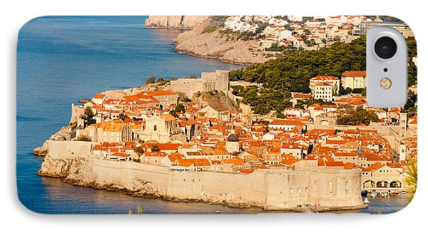 Dubrovnik Old City Phone Case by Thomas Marchessault