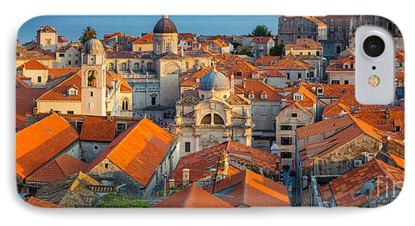 Dubrovnik Panorama IPhone Case