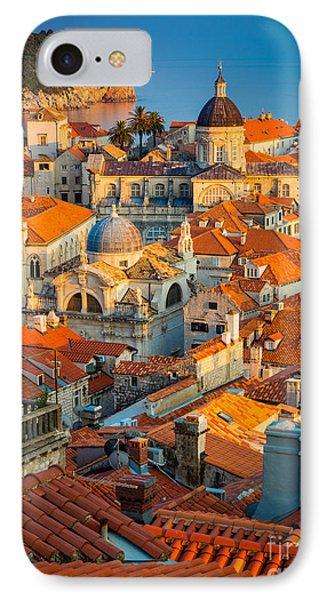Dubrovnik Sunset IPhone Case