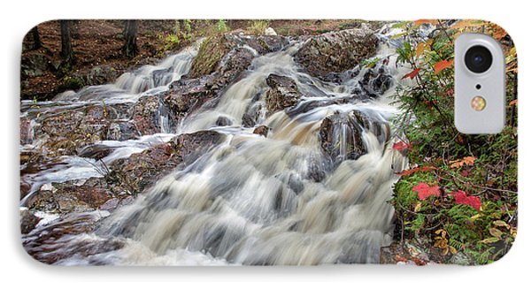 Duchesnay Falls Phone Case by Brian Boudreau