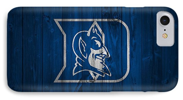 Duke Blue Devils Barn Door IPhone 7 Case