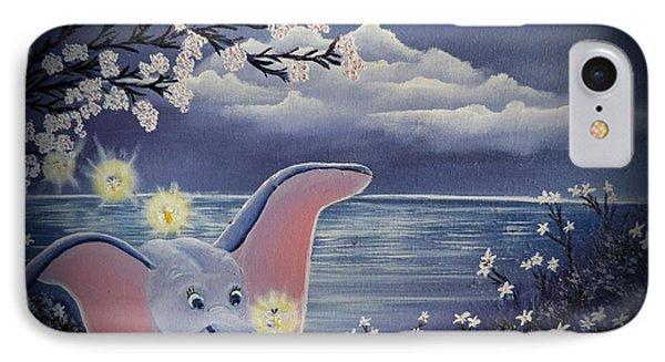 Dumbo IPhone Case