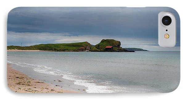 Dunaverty Bay IPhone Case by Nichola Denny