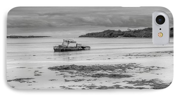 Dundrum The Old Boat Wreck IPhone Case