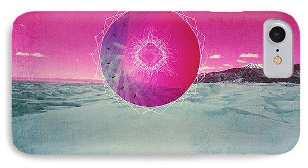 Dune IPhone Case by Bobby  Schwartz