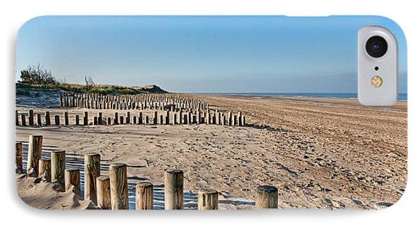 Dune Conservation Holme Dunes North Norfolk Uk Phone Case by John Edwards
