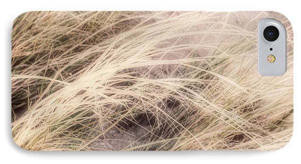 IPhone Case featuring the photograph Dune Grass Nature Photography by Ann Powell