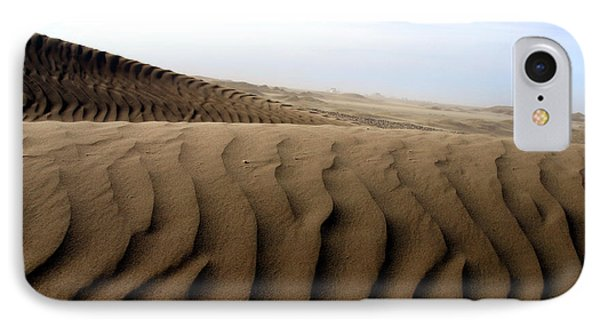 Dunes Of Alaska IPhone Case by Anthony Jones