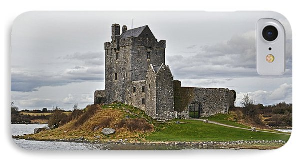 Dunguaire Castle IPhone Case by Martina Fagan