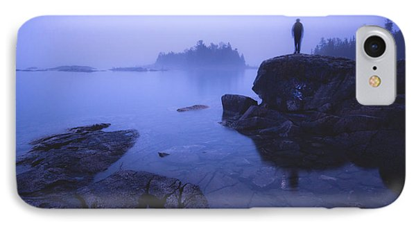 Dunks Point At Sunrise IPhone Case by Cale Best