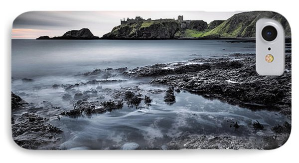 Dunnottar Dawn IPhone Case by Dave Bowman
