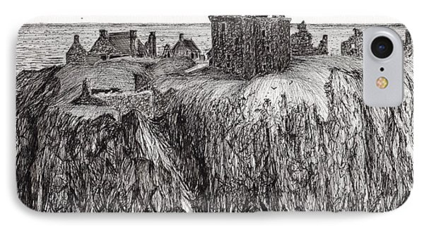 Dunottar Castle IPhone Case
