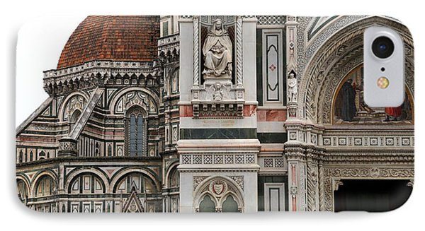 Duomo Florence 1 IPhone Case by Andrew Fare