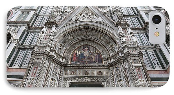 Duomo Florence 3 IPhone Case by Andrew Fare